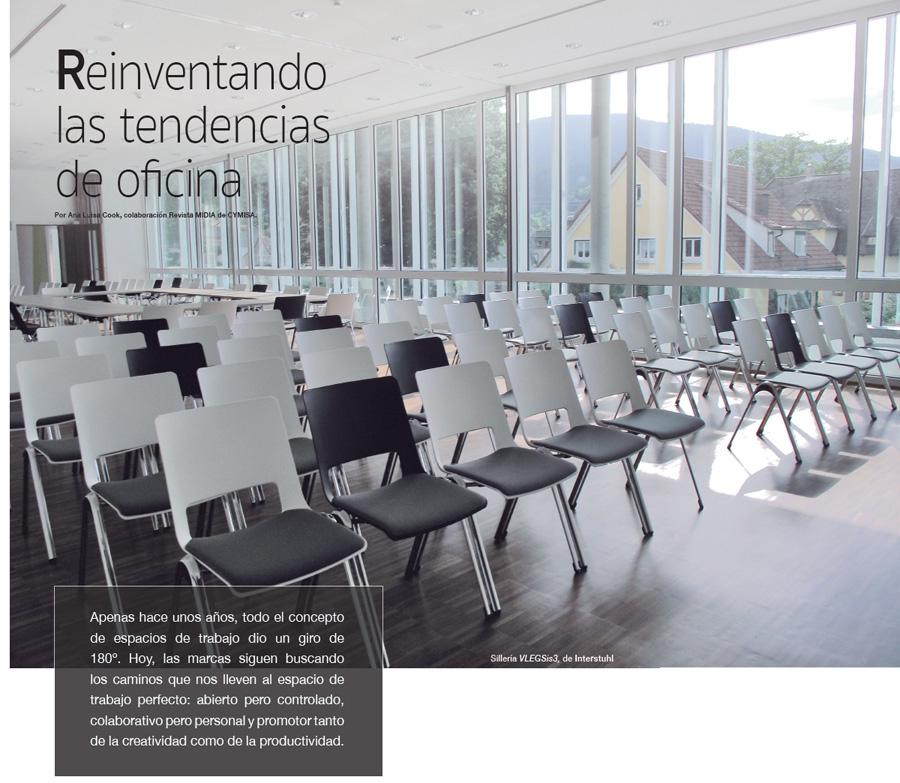 REINVENTANDO LAS TENDENCIAS DE OFICINA