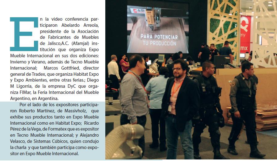 EL FUTURO DE LAS PRÓXIMAS EXPOSICIONES EN MÉXICO