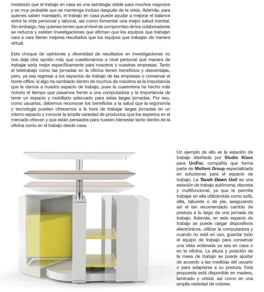 LA OFICINA POST COVID-19