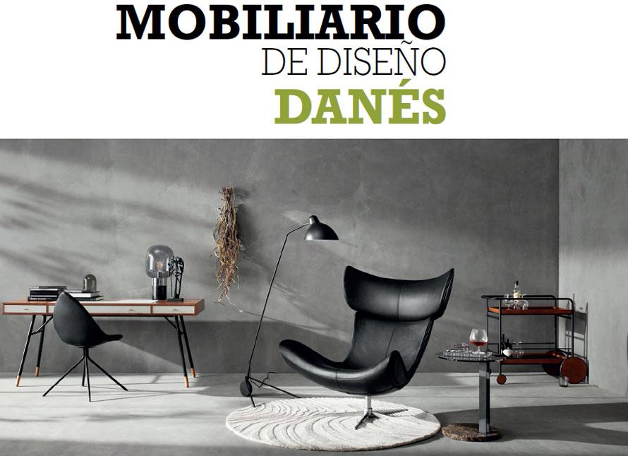 MOBILIARIO DE DISEÑO DANÉS