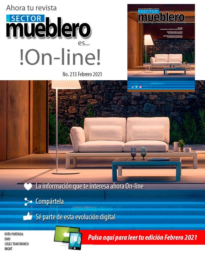 Revista Sector Mueblero On line, Febrero 2021