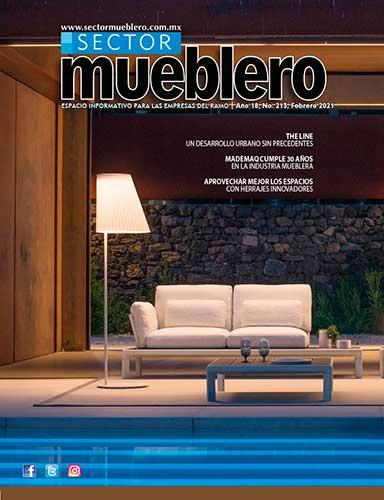 Revista Sector Mueblero edición Febrero 2021