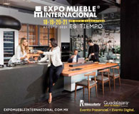 Logo EXPO MUEBLE INTERNACIONAL 2021
