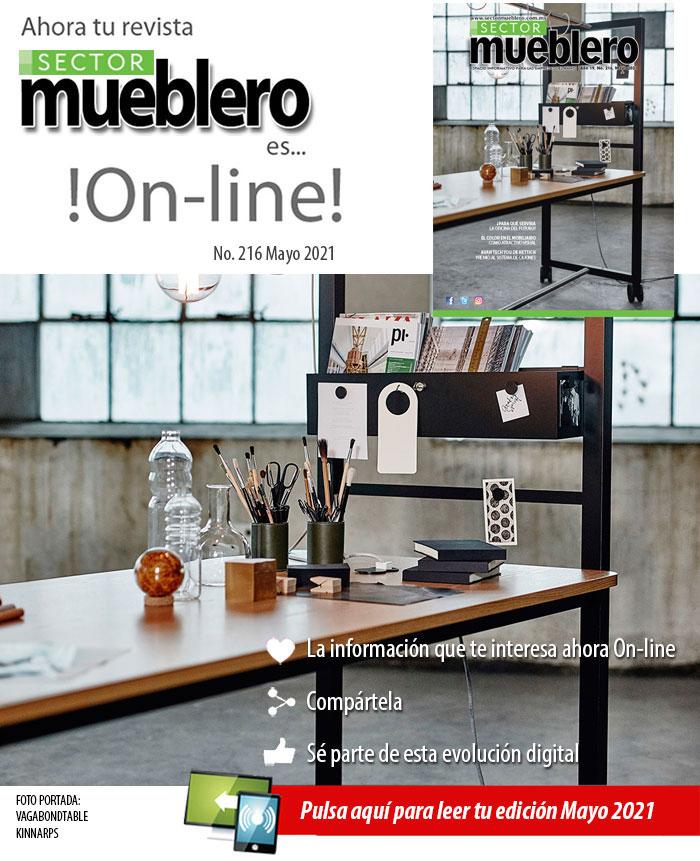 Revista Sector Mueblero online mayo 2021