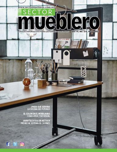 Revista sector mueblero edición Mayo 2021