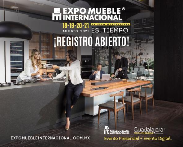 Expo Mueble Internacional Registro abierto