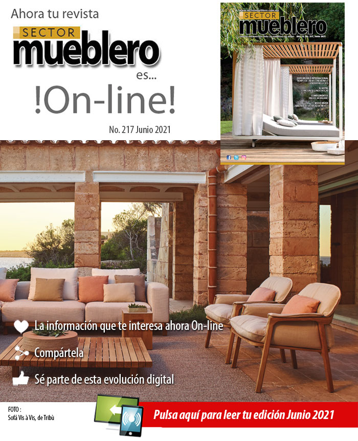 Revista Sector Mueblero On line Junio 2021