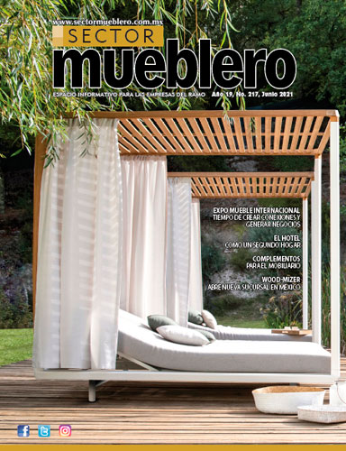 Revista Sector Mueblero edición junio 2021