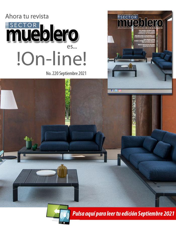 Revista Sector Mueblero Online Edición Septiembre 2021