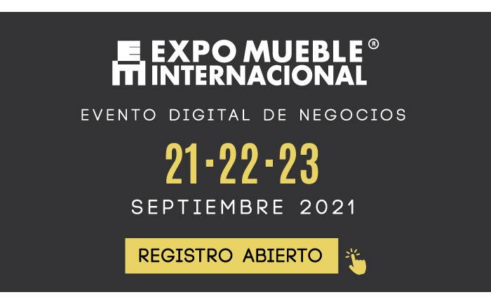 EXPO MUEBLE INTERNACIONAL SUPERÓ EXPECTATIVAS Y GENERA CONFIANZA AL SECTOR MUEBLERO