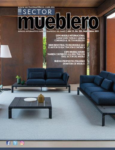 Revista Sector Mueblero Edición Septiembre 2021