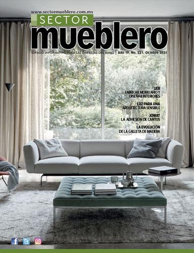 Revista Sector Mueblero edición Octubre 2021